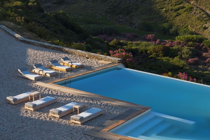 Aegea Blue Cycladic Resort- Main Pool