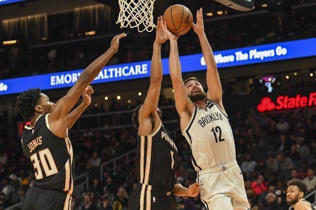 Brooklyn Nets Vs Atlanta Hawks 12 21 19 Nba Pick Odds And Prediction Atlanta Hawks Brooklyn Nets Atlanta