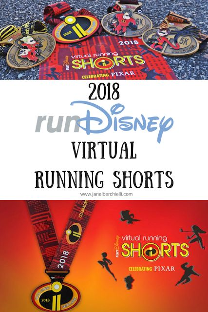 2018 runDisney Virtual Running Shorts event info. Hosted by the Incredibles.