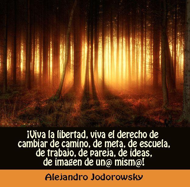 viva la libertad!°