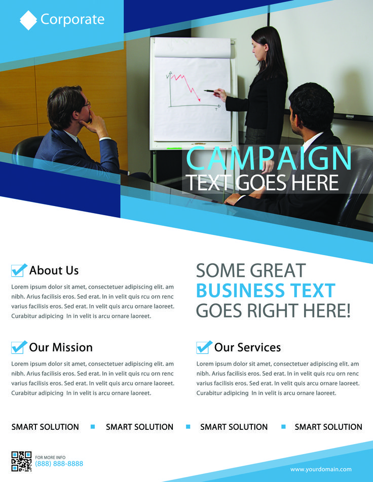25 best images about Graphic Design – Professional Corporate Flyer