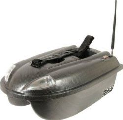 TF Gear Delta Bait Boat My Rating 88 out of 100. Baiting System: Foolproof bait dropping system – reliable every time. Range (metres): 400m + depending on weather conditions. Battery life: Long battery life - over 2 hours at maximum speed. Bait capacity:  A huge 1.5kg carrying capacity. Powered: Jet powered – big engine with high speed efficiency. Unique feature: Includes solar panel, protective carry bag and batteries.  http://bestbaitforcarpfishing.com/bait-boat-reviews-continued