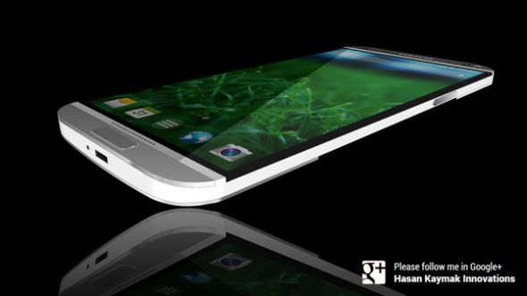 New concept about samsung galaxy s5