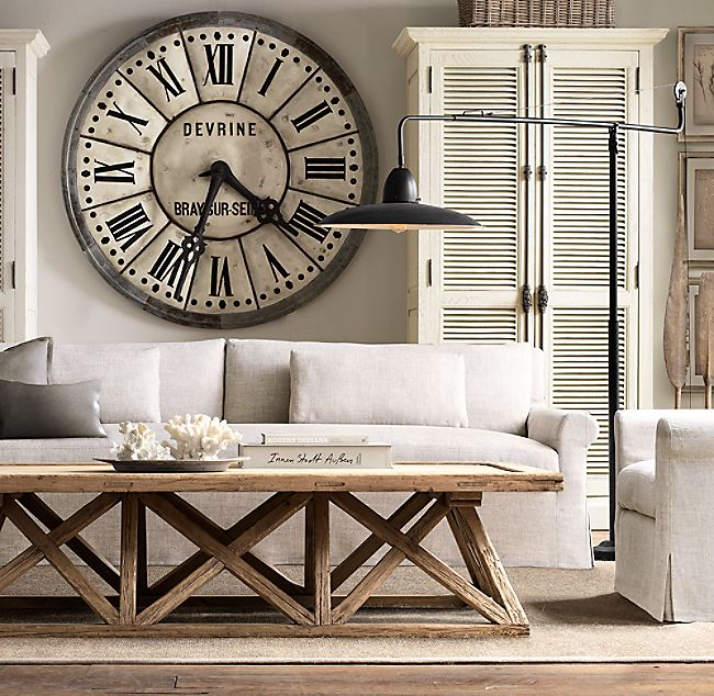 Shutter Double Door Cabinet Coffee Table Inspiration Living Spaces Interior