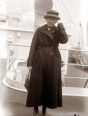 Marie Curie. She was a pioneer in the field of radiation and radioactivity. She was an early example of a woman excelling in a very deep field of science.