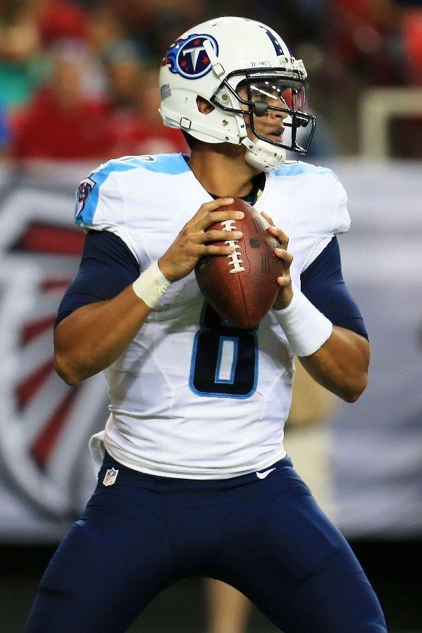 Marcus Mariota, Tennessee Titans