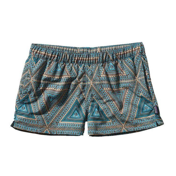 #Patagonia #Women Barely Baggies #Shorts