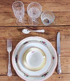 Le grenier de Rosa - Location vaisselle ancienne & déco vintage