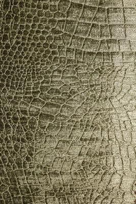 Everglade Crocodile Beautiful Patterned Chenille Products