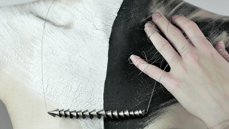 '28 #upcycle #upcycleart #recyclingart #recycle #track #work #metal #jewelrydesign #art #necklace #jewelry #handmadejewellery #design #fashionjewelry #custom #pretty #geridönüşüm #accesories #art #cosmic #vsco #blak #white #cycle #handmade #special #elifsozkesen