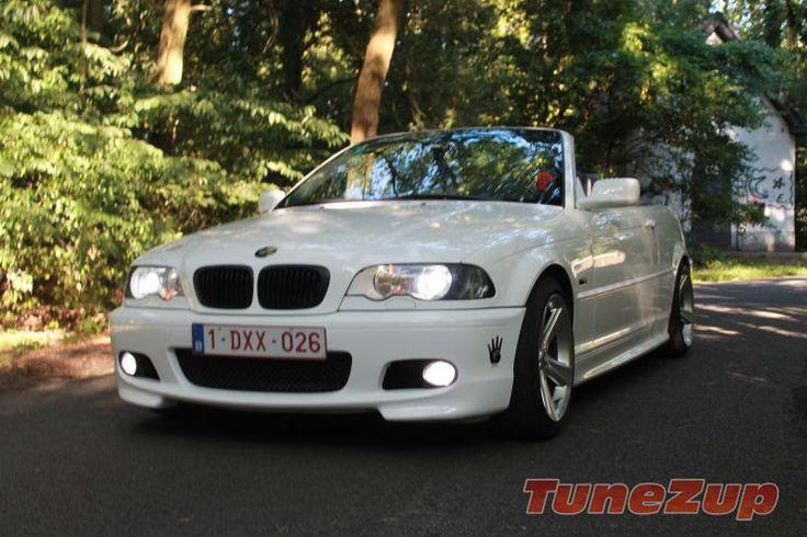 For Sale: #Chiptuned #BMW #E46 #Cabrio  http://tunezup.com/car-tuning/car/6653-bmw-e46-cabrio-lpi