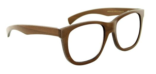 Gorgeous Gold & Wood Eyewear - made from wood and horn. Check them out at Sanctuary Cove Optical