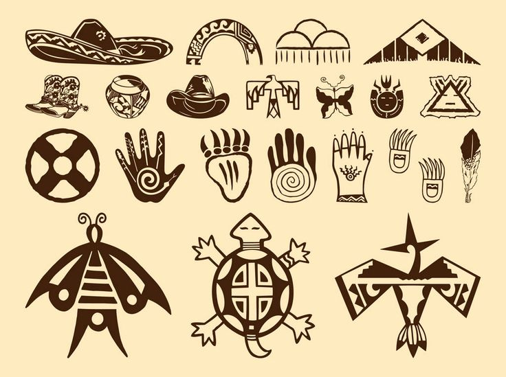 73 Best Native American Indian Symbols Images By Joyce Grover