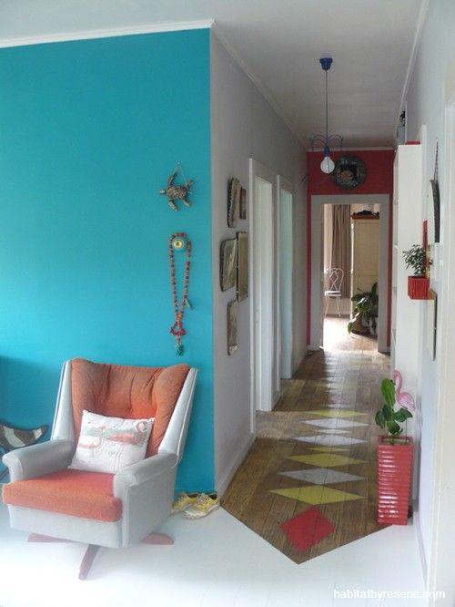 Lolly scramble: using bright colour | Habitat by Resene | Lolly scramble: using bright colour