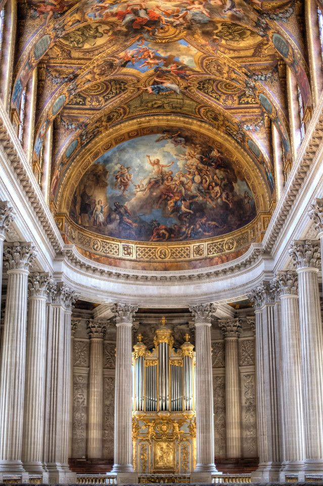 Versailles The Great and Hidden Splendours of the Sun Kings Palace