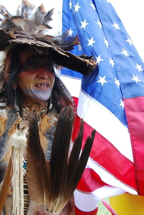 As the rest of the country celebrates its Independence Day, it has left us wondering what a Native American Independence Day would look like.