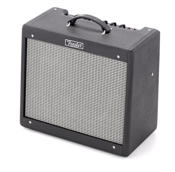 Recensione amplificatore Fender Blues Junior III