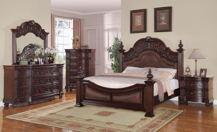 Baronet King Bedroom Group By Samuel Lawrence Bedroom