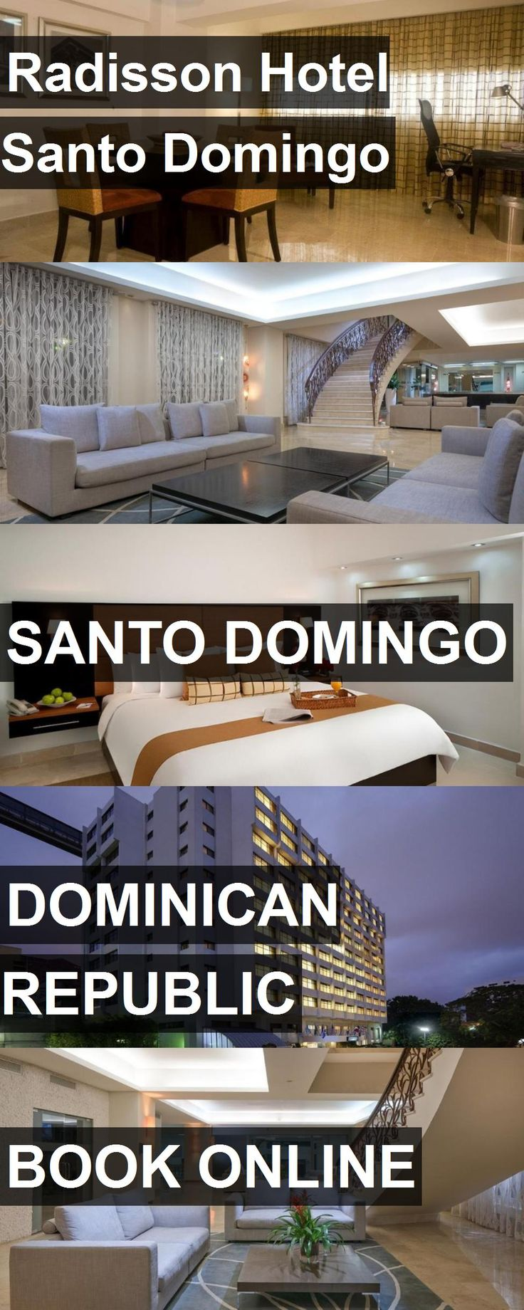 Hotel Radisson Hotel Santo Domingo in Santo Domingo, Dominican Republic. For more information, photos, reviews and best prices please follow the link. #DominicanRepublic #SantoDomingo #RadissonHotelSantoDomingo #hotel #travel #vacation