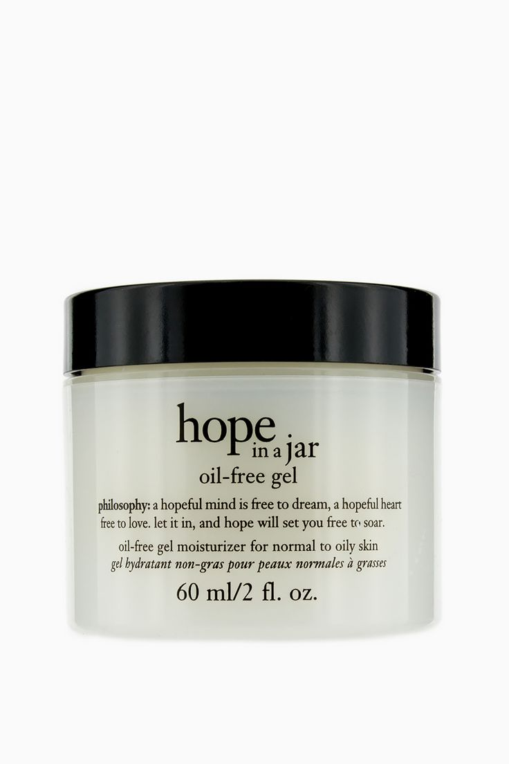 Philosophy - Day Care Hope In A Jar Oil-Free Gel Moisturizer (For Normal To Oily Skin)