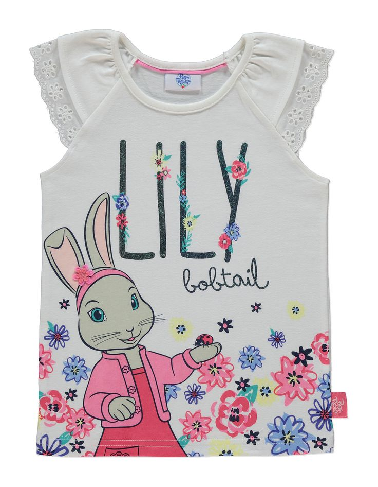 Lily Bobtail T-shirt | Kids | George at ASDA