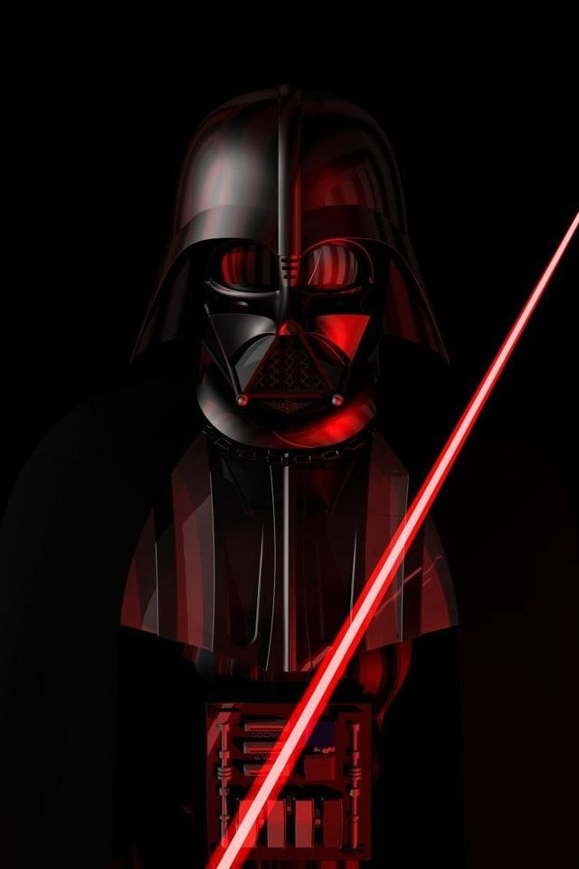 Darth Vader Star Wars Phone Wallpapers Pinterest