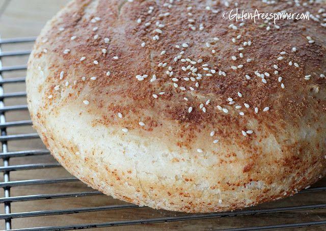 GF Bread - One fabulous recipe!