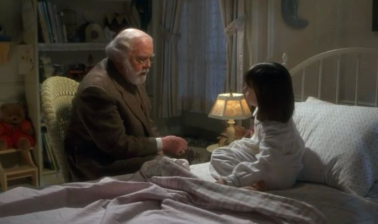 Kris Kringle babysits Susan and she tells him what she wants for Christmas…Miracle on 34th Street (remake)