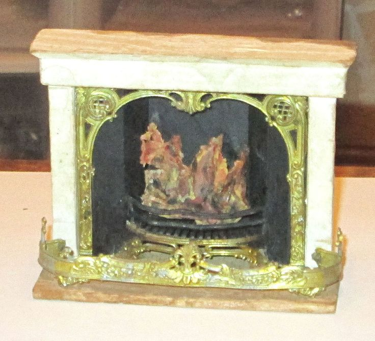 1000 Images About Miniature Fireplaces Stoves On Pinterest Fireplace Fender Fireplaces And