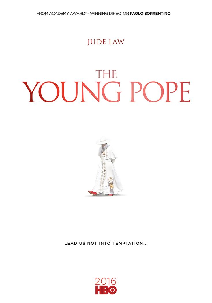 PAOLO SORRENTINO // THE YOUNG POPE