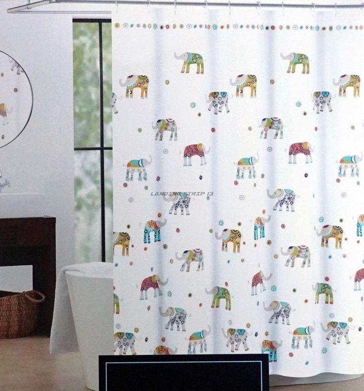 17 mejores ideas sobre cortinas de ducha de tela en pinterest cortinas de ducha decoraci n de - Estor para ducha ...