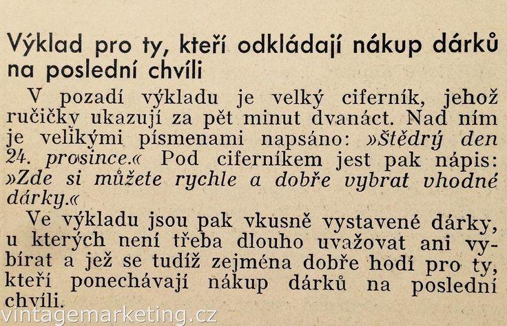 Ciferník pro dárkové opozdilce. #vintagemarketing http://ift.tt/2eqhiFh