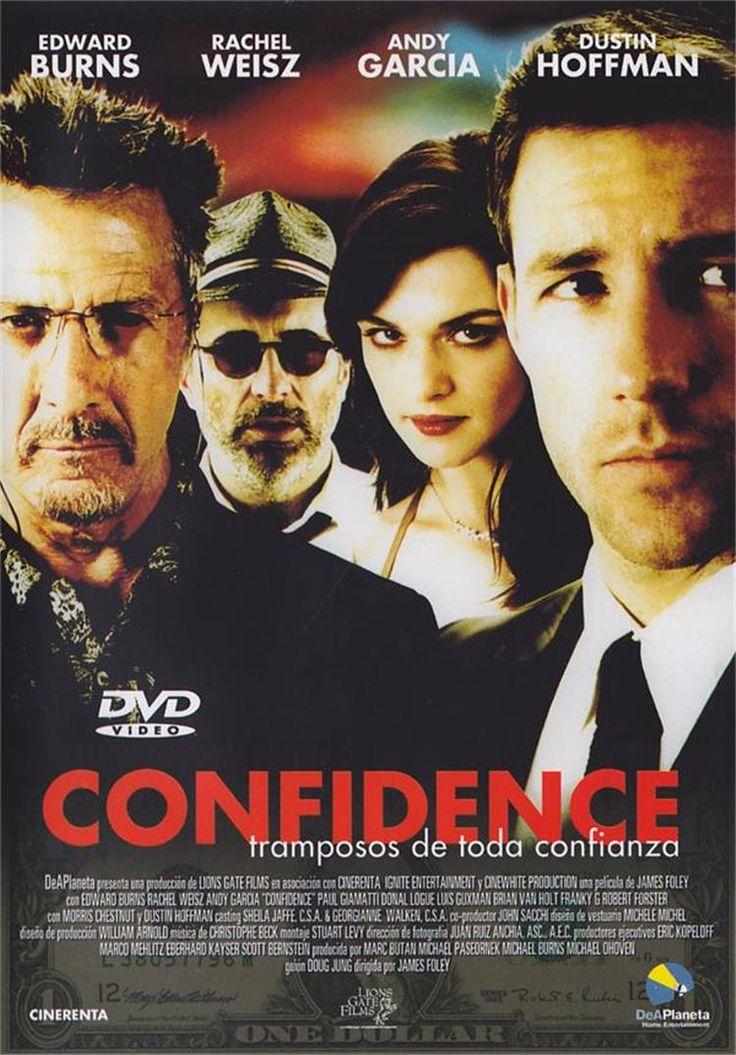 Confidence, Tramposos De Toda Confianza ...
