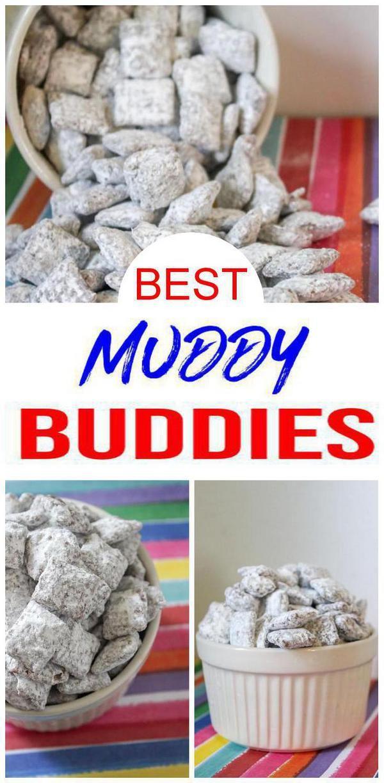 Best Muddy Buddies Easy Puppy Chow Recipe How To Make Yummy