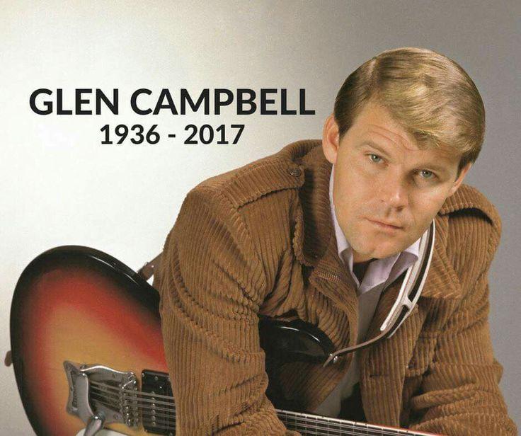 Glen Campbell August 8, 2017