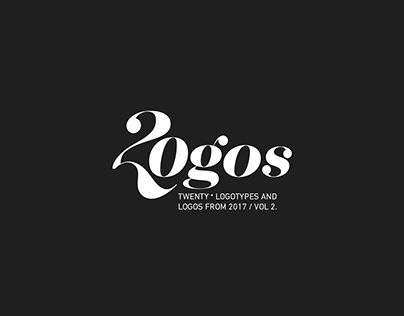 "Check out new work on my @Behance portfolio: ""TWENTY + LOGOTYPES & LOGOS FROM 2017 / VOL 2."" http://be.net/gallery/59829453/TWENTY-LOGOTYPES-LOGOS-FROM-2017-VOL-2"