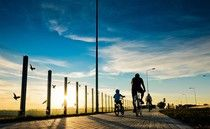Rozwój systemu ścieżek rowerowych w mieście