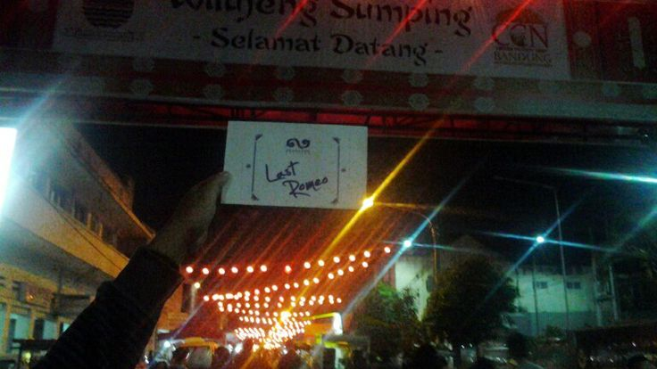 At CCN (Cibadak Culinary Night)