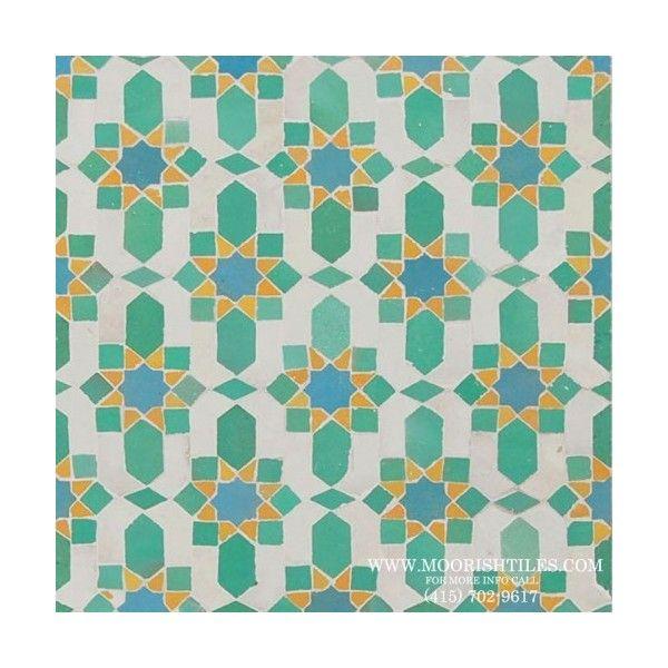 9 mejores imágenes de Moroccan Bathroom Tile en Pinterest | Azulejos ...