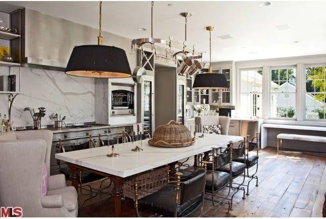 Gwyneth's Brentwood House