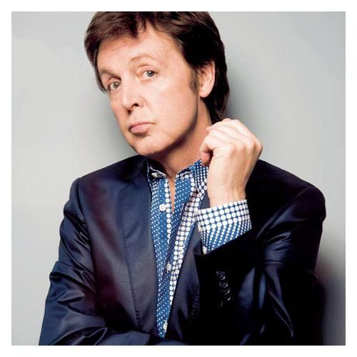 Sir Paul McCartney:)