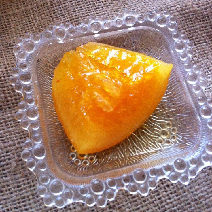 Αγάπα Με Αν Dolmas: Γλυκό Κουταλιού Πορτοκάλι / Orange Spoon Sweet