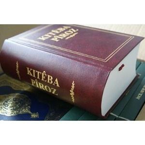 "Kiteba Piroz / Kurdish Bible / ""K?TBA PROZ"" / Kurdi (Kurdis) Pymana Kevin U Nu (Incil) / in Kurmanji dialect - Bi Kurdi Zaravaye Kurmanci"
