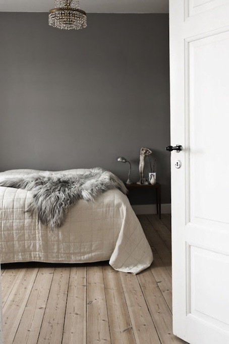 dove gray- I think this is the shade of gray I want in the master bath