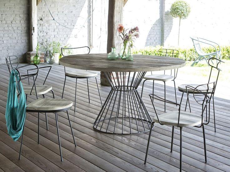 17 meilleures id es propos de table ronde jardin sur pinterest table de jardin ronde - Table jardin mosaique ronde versailles ...