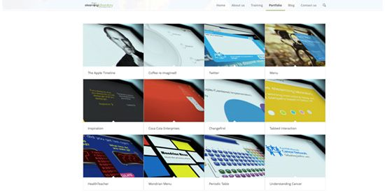 best instructional design portfolios