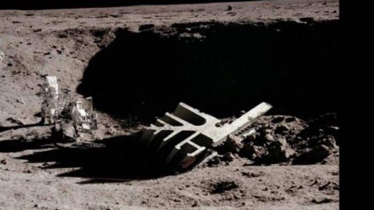 Top secret photos: Moon Underground Base | Alien, Secret ...