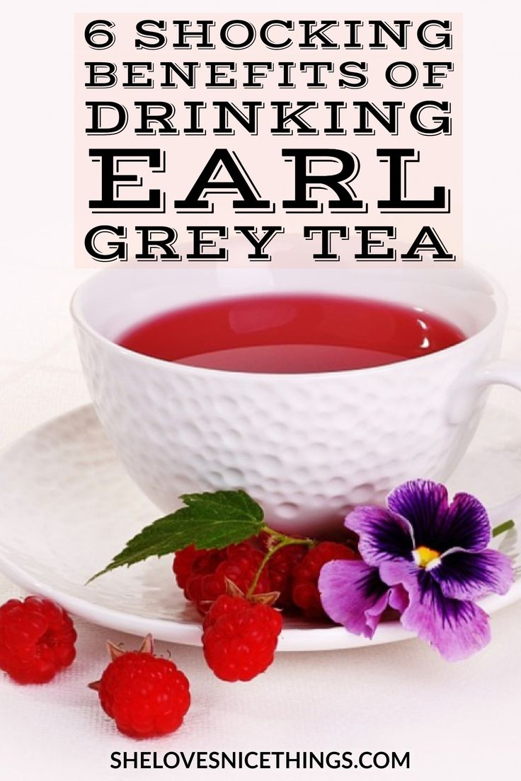 Earl Grey doesn't just have a flavor that's unique among teas, it also has an incredible range of benefits. It is also one of the most recognized flavored teas in the world...#lifestyle #tea #home #kitchen