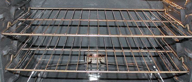 An {Almost} Effortless Way To Clean Your Oven Racks - One Good Thing by Jillee