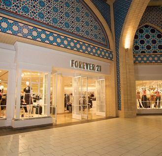 Forever 21 in Ibn Battuta Mall